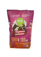 Кормовая добавка Сила природы 10% для дойных коров 10 кг O.L.KAR.