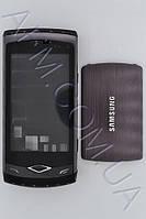Корпус ААА Samsung S8500 (чёрный) сенсорная модель