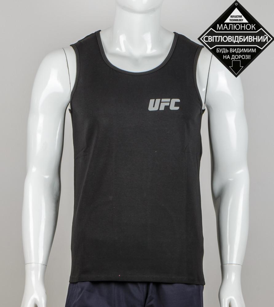 Майка мужская Reebok UFC (2068мм), Т.Зеленый