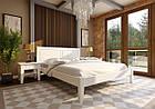 Ліжко Глорія з низьким ізножьем ЧДК ™, фото 5