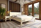Ліжко Глорія з низьким ізножьем ЧДК ™, фото 4