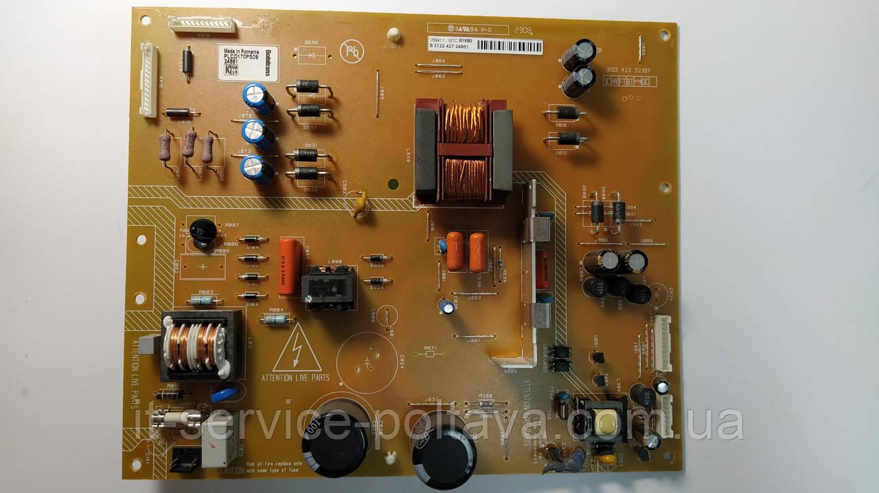 Блок живлення PLCD170PS09 для телевізора Philips 32PFL7403D/12