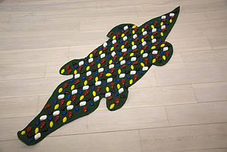 """Килимок масажний """"Крокодил"""" 150 х 50 см, фото 3"""