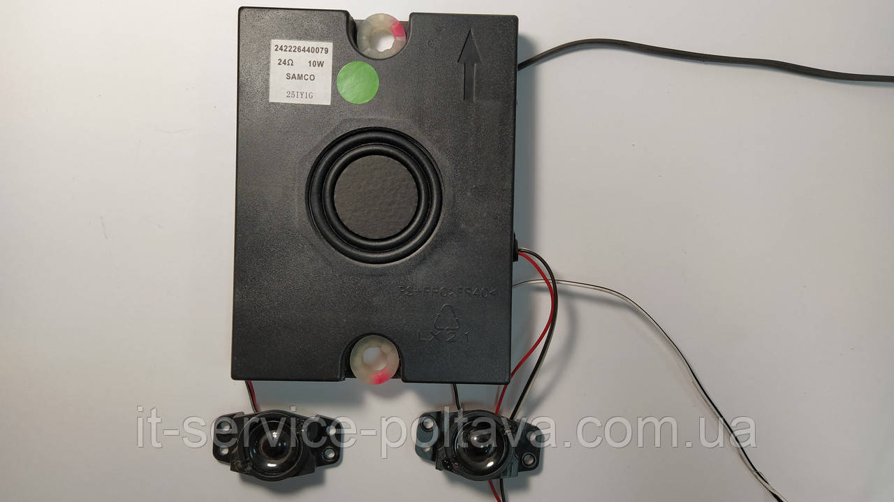 Аудіосистема для телевізора Philips 37PLF6606T/12