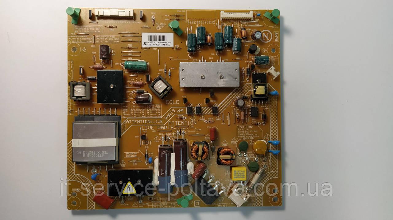 Блок живлення FSP110-4FS01 для телевізора Philips 37PLF6606T/12