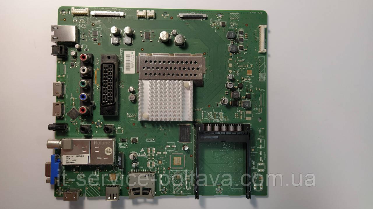 Материнська плата (Main Board) 313912365182 WK1101.3 (BD 3139123651492) для телевізора Philips 37PLF6606T/12