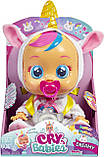 Інтерактивна Лялька пупс плакса Єдиноріг Дрім IMC Toys Cry Babies Dreamy Baby Doll, фото 5