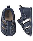Детские сандалии пинетки Childrens Place США, первая обувь малыша, обувь для новорожденных 6-12М, фото 2
