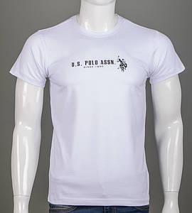 Футболка мужская Polo (2158м), Белый