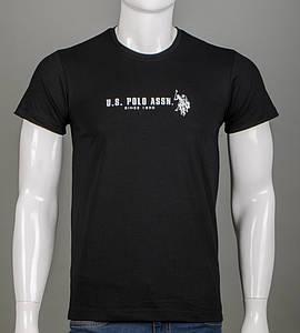 Футболка мужская Polo (2158м), Черный