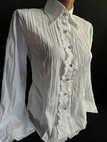 Молодежная рубашка с широким рукавом. Арт. 98103, фото 1