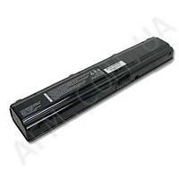 АКБ для ноутбука ASUS A42- M6- M6/  M6000/  M6000N/  M67/  M6700/  M68/  M6800 (14.8V/  4400mAh/  8ячеек/  черный)