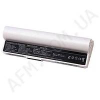 АКБ для ноутбука ASUS AL22- 703- EEE PC 900/  900A/  900HA/  900HD (7.4V/  8800mAh/  8ячеек/  белый)