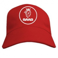 Летняя бейсболка мужская Saab