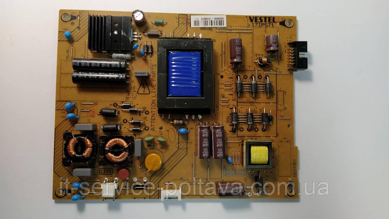 Блок живлення 17IPS71 для телевізора Honda HD LED401