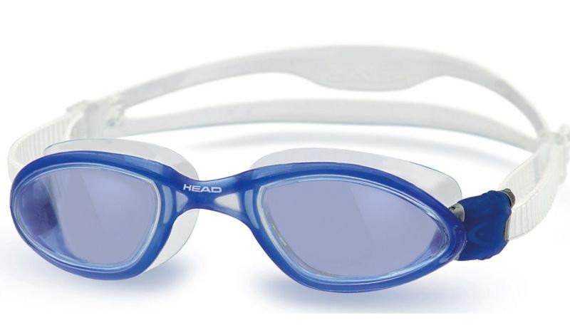 Очки для плавания HEAD Tiger LSR+ стандартное покрытие