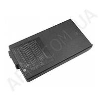 АКБ для ноутбука HP 246437- 002- Presario 700/  Evo N105/  N115 (14.4V/  4400mAh/  8ячеек/  черный)