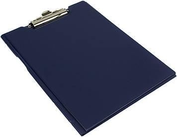 """Папка-планшет A4 """"Panta Plast"""" №0314-0003-02 ПВХ т.-синя"""