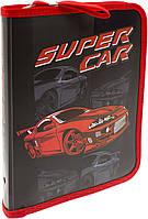 """Папка """"Class"""" №5630C Super Car B5 PP на блиск. об'ємн.(12)"""