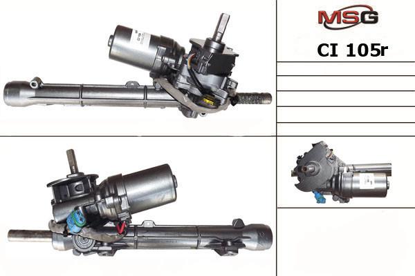 Рулевая рейка с ЭУР Citroen C2, C3, Peugeot 1007 CI105R