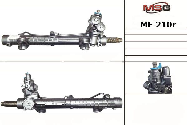 Рульова рейка з ГУР Mercedes-Benz E, S ME210R