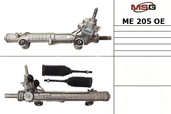 Рульова рейка з ГУР Mercedes-Benz E ME205OEM