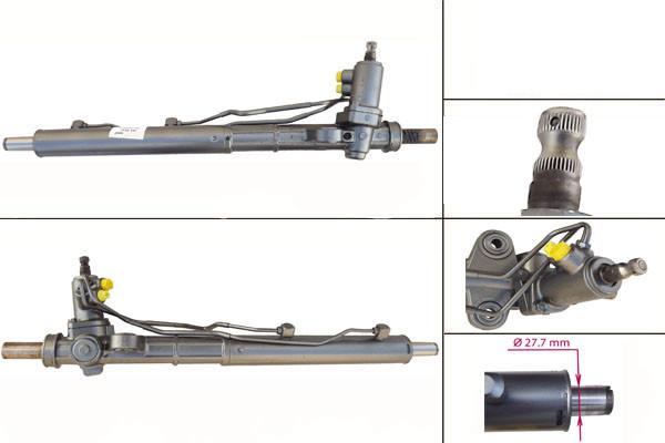 Рульова рейка з ГУР Hyundai Santa Fe HY217R
