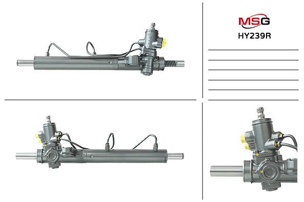 Рулевая рейка с ГУР Hyundai Matrix HY239R