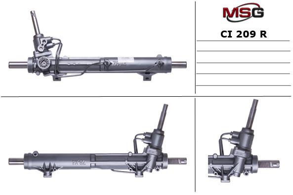 Рулевая рейка с ГУР Citroen C5 CI209R