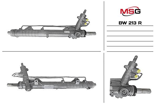 Рульова рейка з ГУР Bmw 1, 3 BW213R
