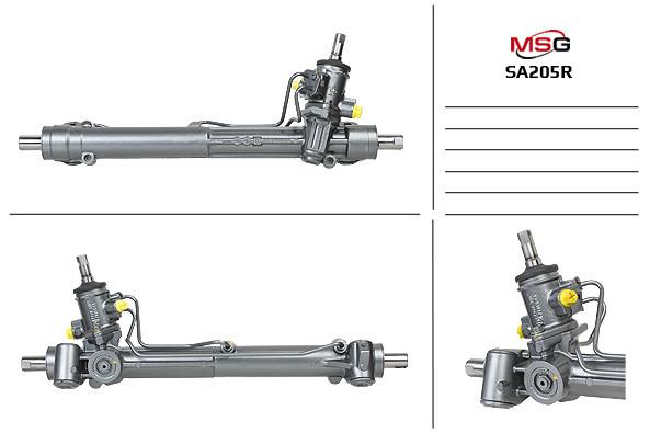 Рулевая рейка с ГУР Saab 9-5 SA205R