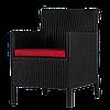 """Плетённое кресло """"КИПР-макси"""" из искусственного ротанга"""