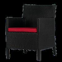"""Плетённое кресло """"КИПР-макси"""" из искусственного ротанга, фото 1"""