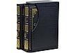 """Книги в кожаном переплете и подарочном футляре """"Судебные речи"""" Кони А. Ф. (2 тома), фото 4"""