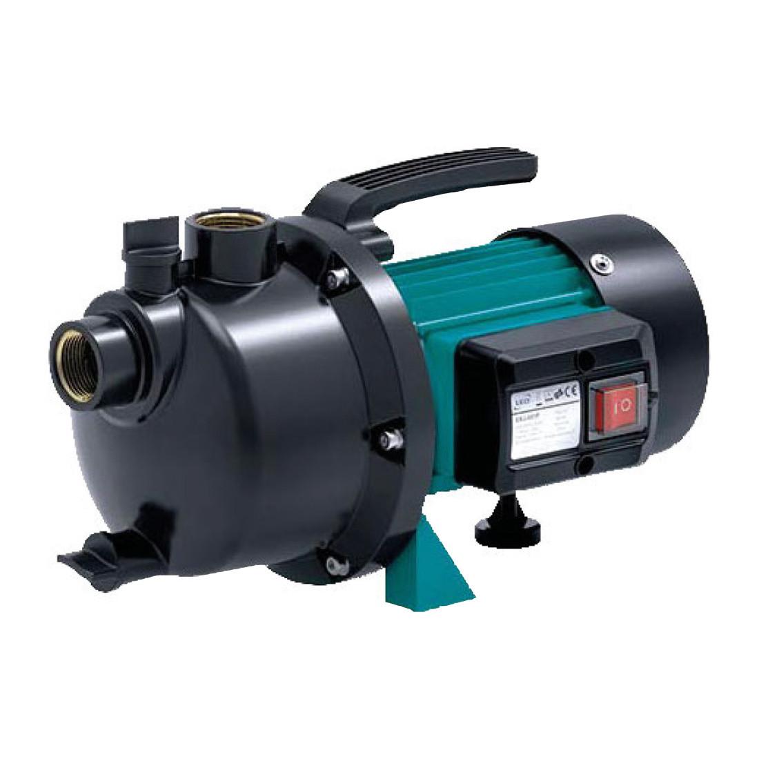 Leo EKJ802P (775307) - Насос відцентровий самовсмоктуючий (0.8 кВт Hmax 38м Qmax 58л/хв)