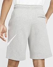 Шорти Nike Sportswear Club BB Gx BV2721-063 Сірий, фото 2