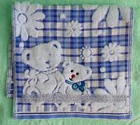 Кухонные полотенца Лен+махра. Уникальное качество (в уп. 10 шт) 221