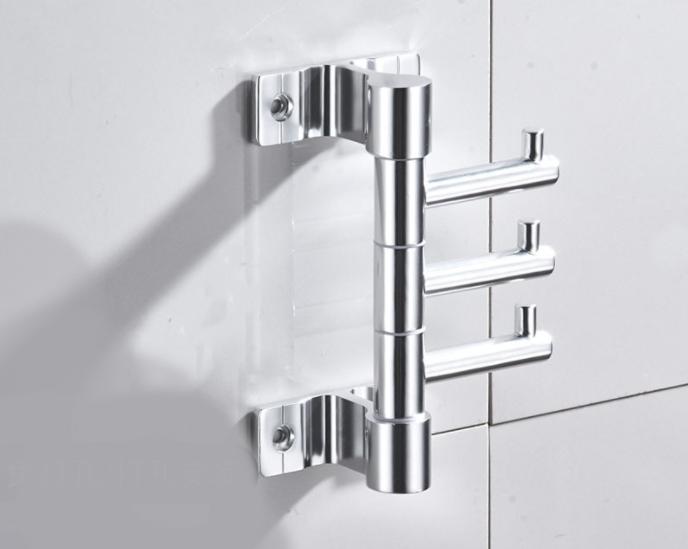 Настенная вешалка для ванной комнаты. Модель RD-70502-1