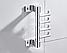 Настенная вешалка для ванной комнаты. Модель RD-70502-1, фото 2