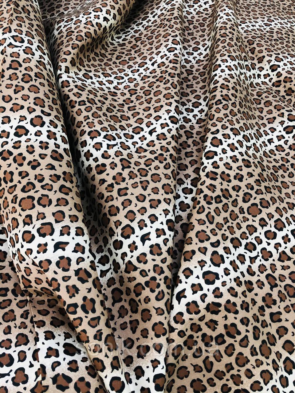 Бязь Gold Леопард 220 см