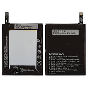 Акумулятор (Батарея) для Lenovo A5000 BL234 (3900 mAh)