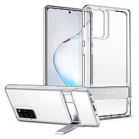 Чохол ESR для Samsung Galaxy Note 20 Air Shield Boost (Metal Kickstand), Clear (3C01200400101)