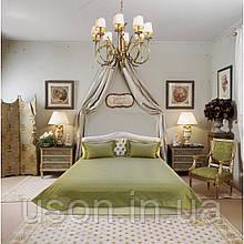 Покривало на ліжко з наволочками Arya 250X260 8152