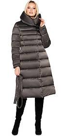 Фірмова куртка жіноча колір капучіно модель 31515 (ЗАЛИШИВСЯ ТІЛЬКИ 40(XXS))