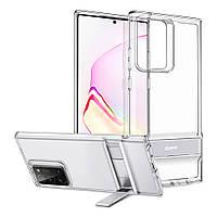 Чехол ESR для Samsung Galaxy Note 20 Ultra Air Shield Boost (Metal Kickstand), Clear (3C01200420101)