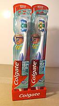 Зубна щітка Colgate 360 Whole Mouth Clean Medium Compact Head