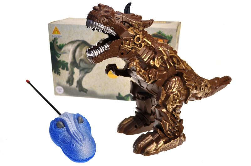 Динозавр на радіокеруванні, в коробці, 60152A р. 34,5*15,5*21см(Мас)