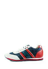 Кросівки чоловічі Demax A2567-1 червоні (44)