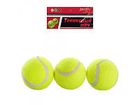 Набор мячиков для большого тенниса MS 0234 Profi