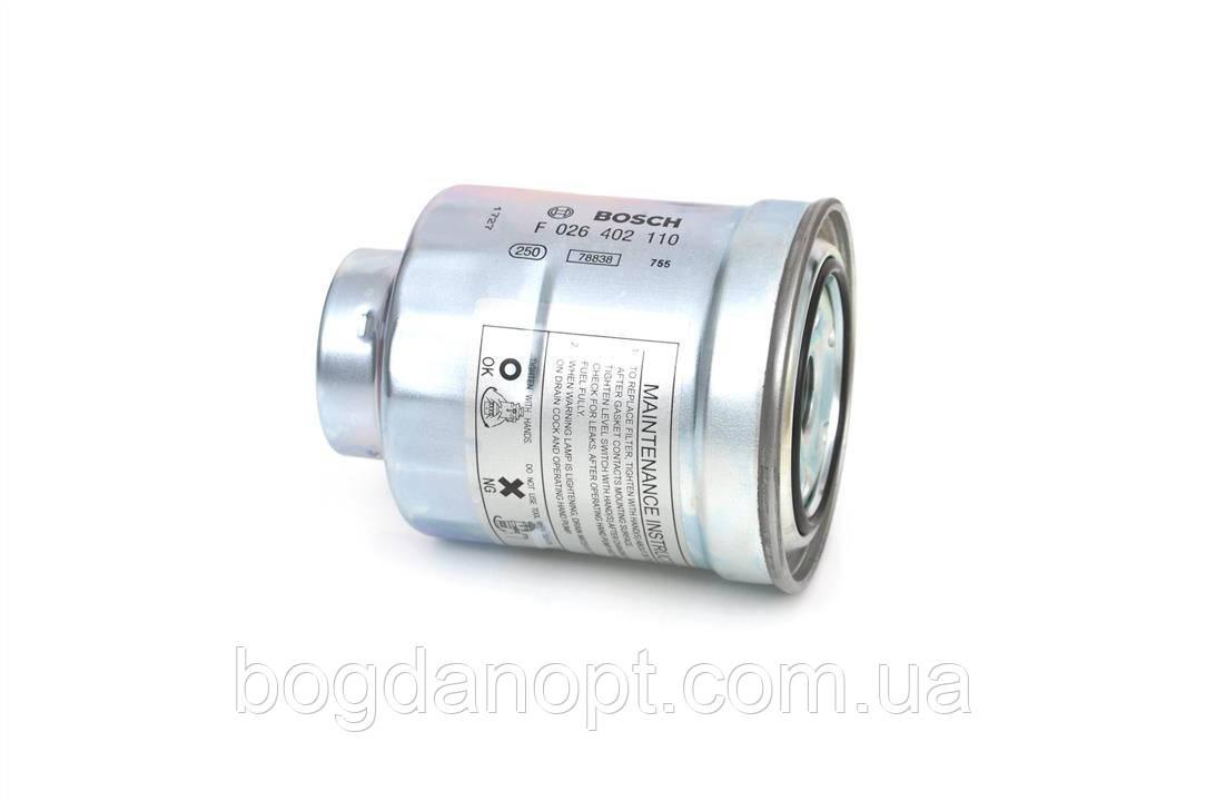 Фільтр паливний F026402110